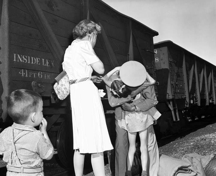 Homecoming Pulitzer winning photo