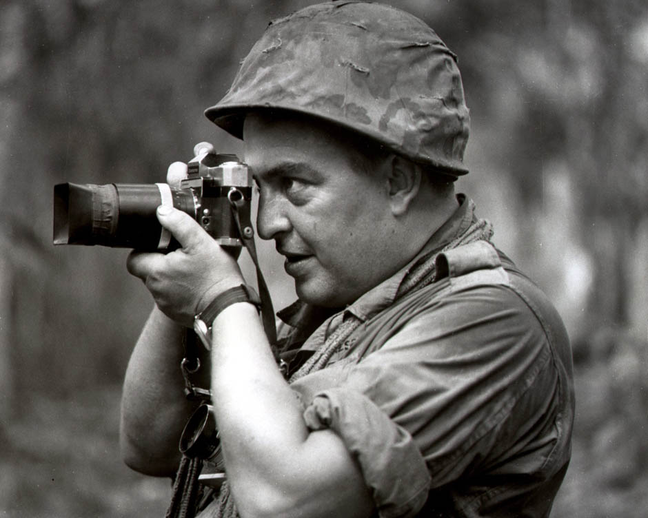 Horst Faas in Vietnam, 1967