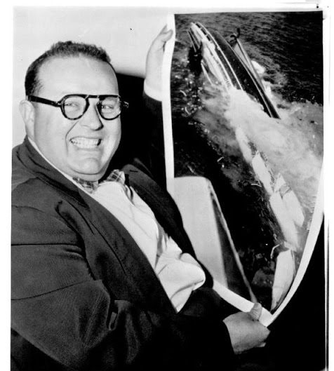 Harry Trask and his famous image