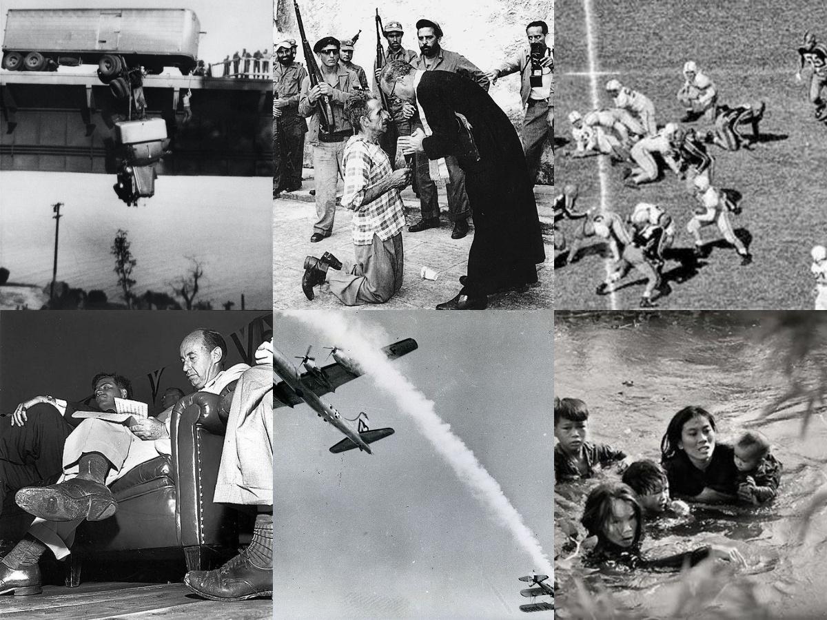 Pulitzer collage