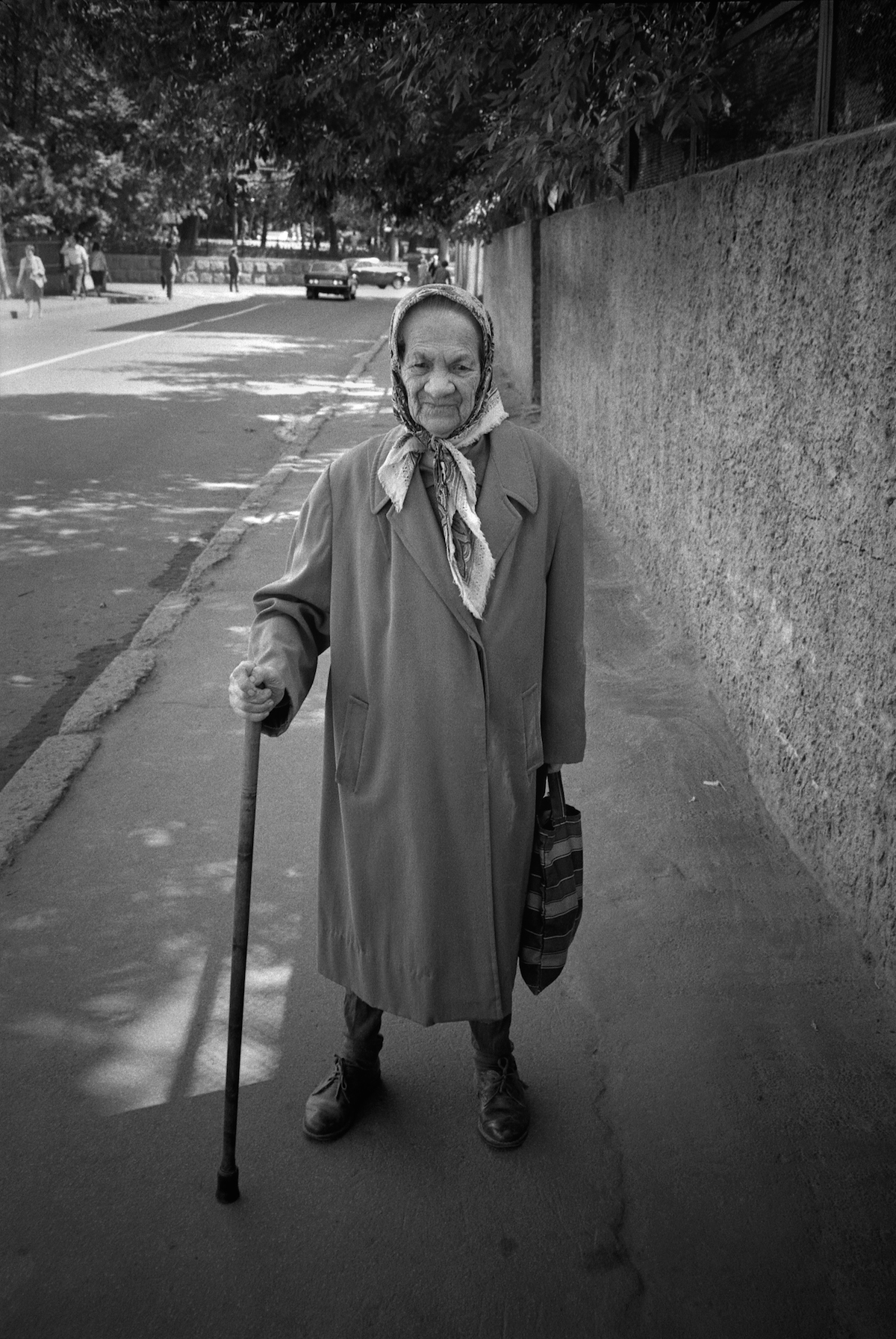 That's how old people looked like in USSR