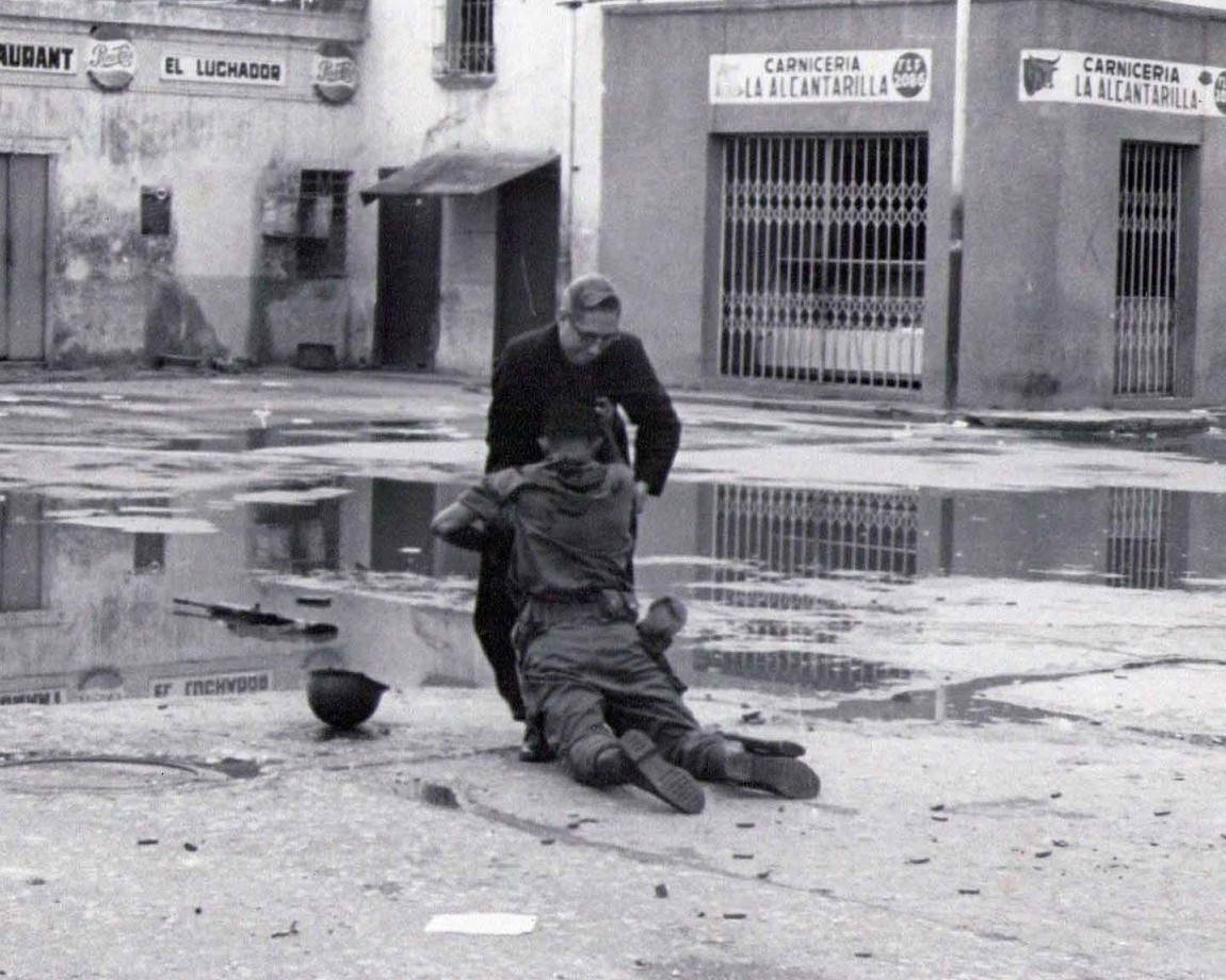The uprising against the Venezuelan government of Rómulo Betancourt was quickly crushed but not before Hector Rondon was able to capture these iconic photos.