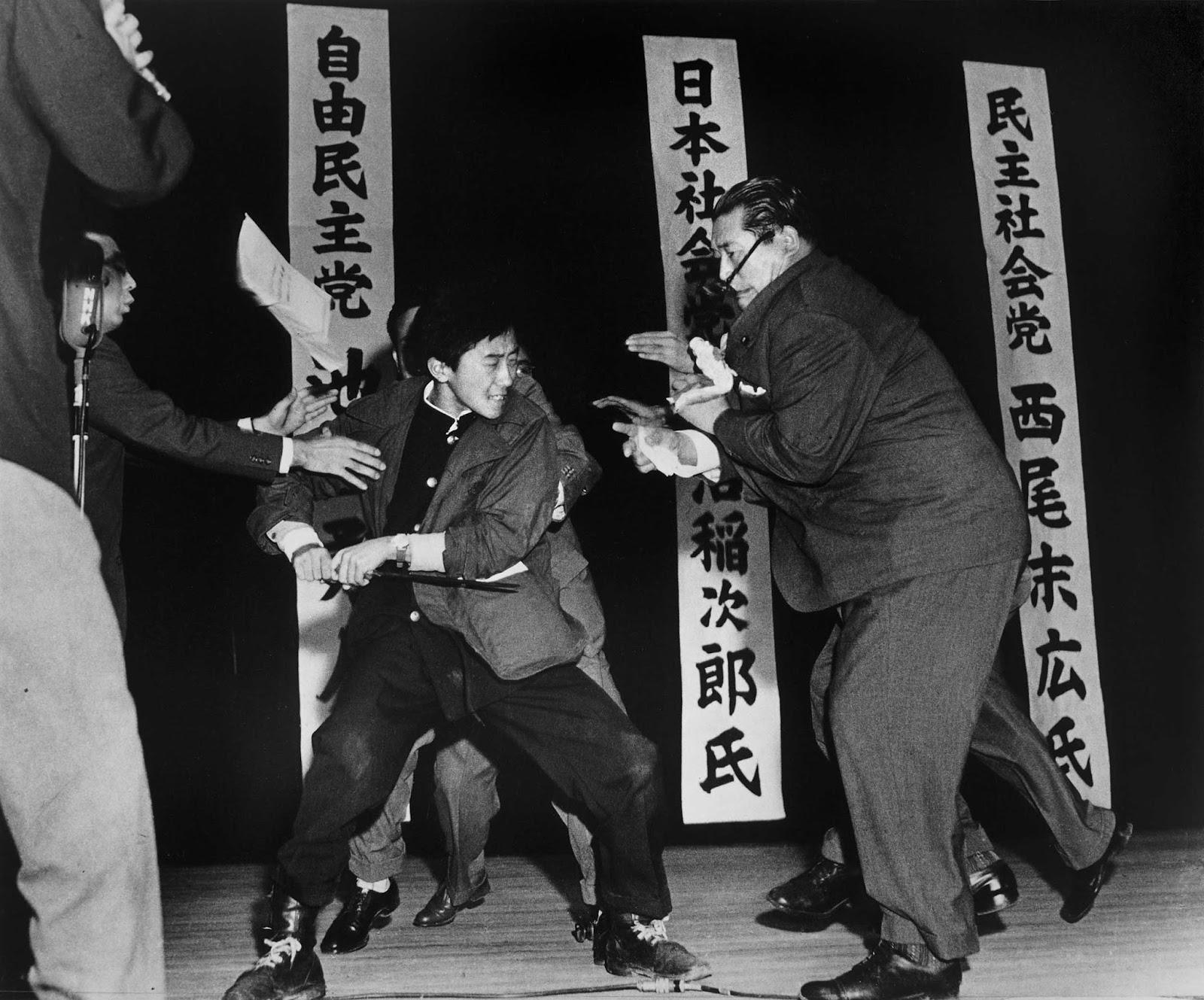 story behind the 'Tokyo Stabbing'