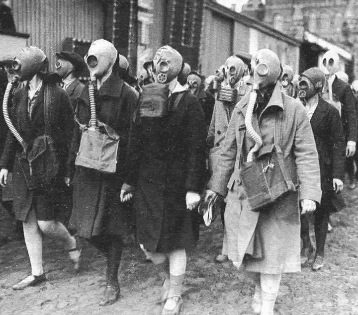 May 1 parade soviet russia 1920s