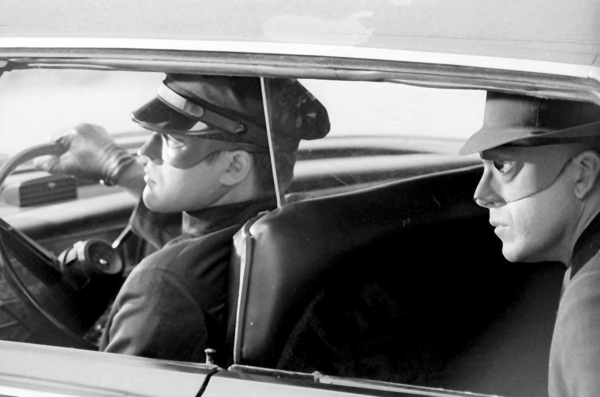 Kato usually  was a perfect driver, unlike Bruce Lee in a real life.