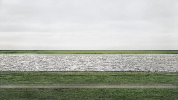 Rhine II Photographer- Andreas Gursky most expensive photographs in history