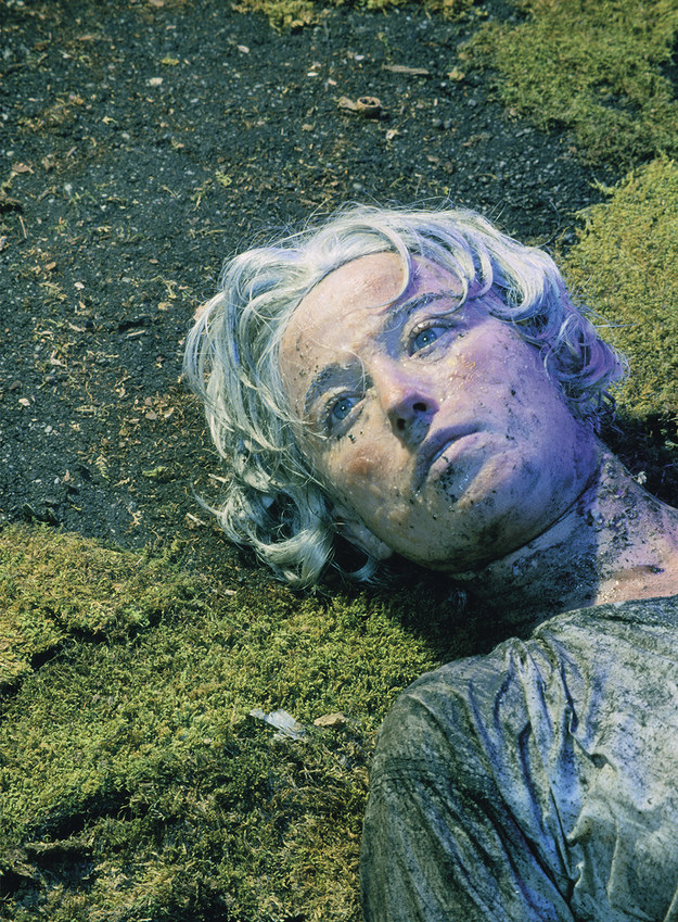 Untitled. # 153 Photographer- Cindy Sherman