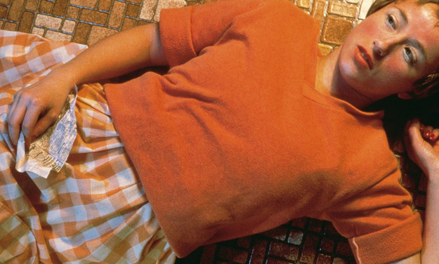Untitled. # 96 Photographer- Cindy Sherman