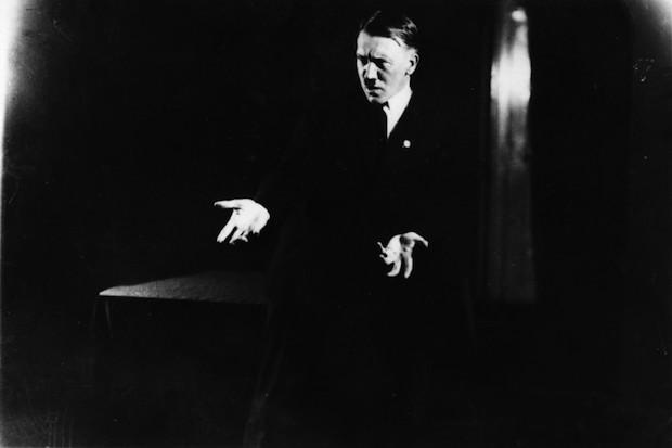 Adolf Hitler speaking skills