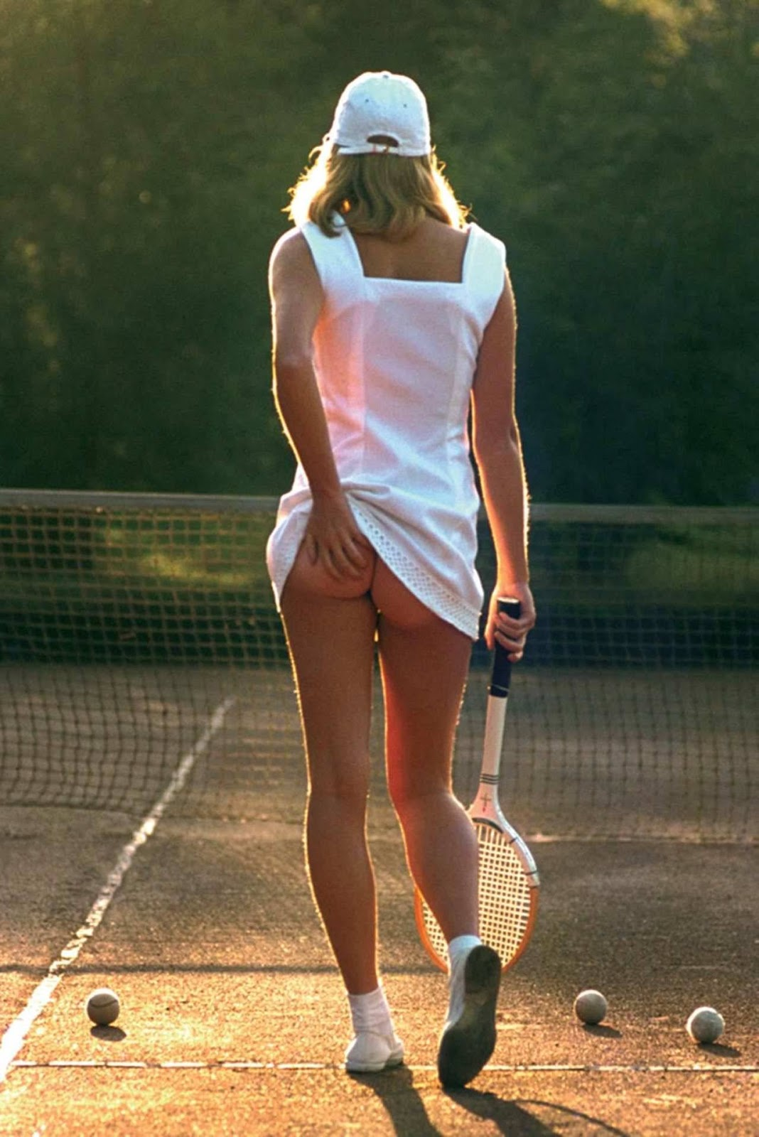 An Iconic Tennis Girl photo