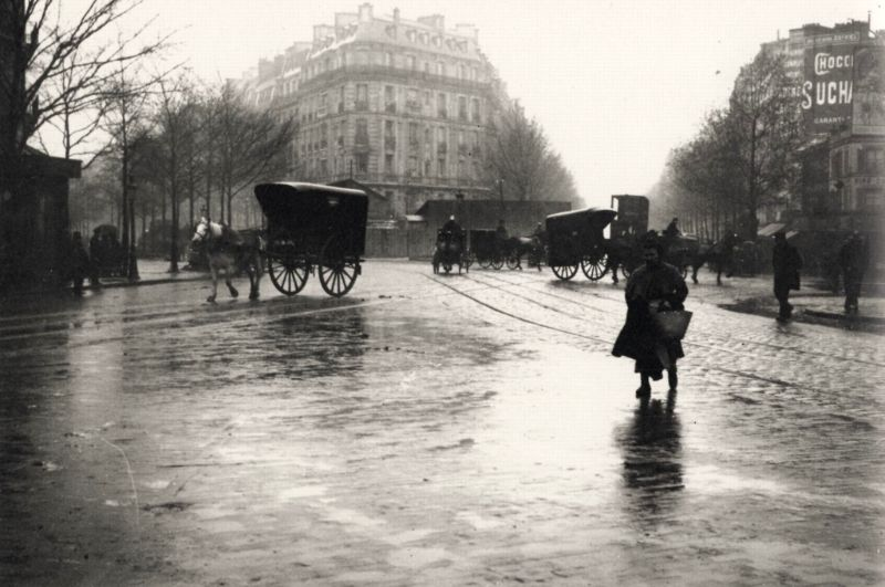 Another photo of Paris by Emile Zola
