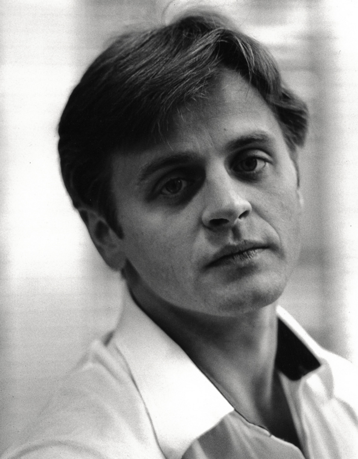 Ballet dancer Mikhail Baryshnikov in New York, 1979.