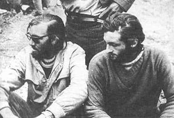 Canessa and Fernando Parrado survived the crash of the Uruguayan Air Force Flight 571