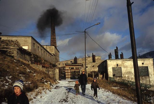 Coal plant, 1995