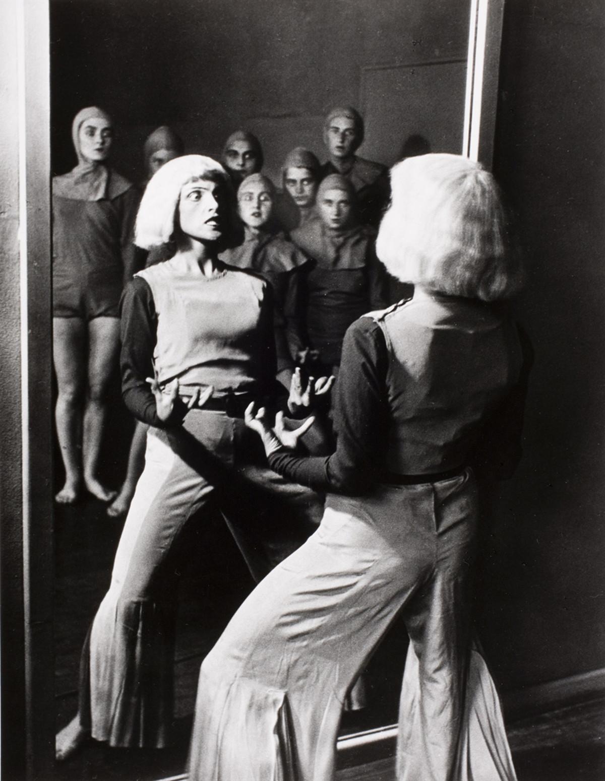 Dance school in Berlin, 1931.