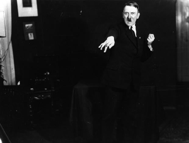 Fuhrer learnt well how to speak