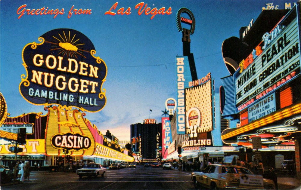 Golden Nugget in 1962