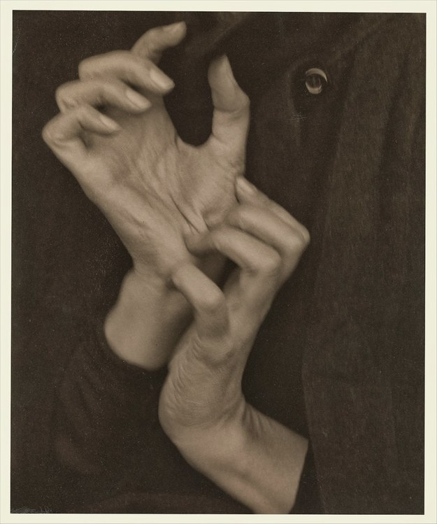 Hands by Alfred Stiglitz most expensive photographs in history