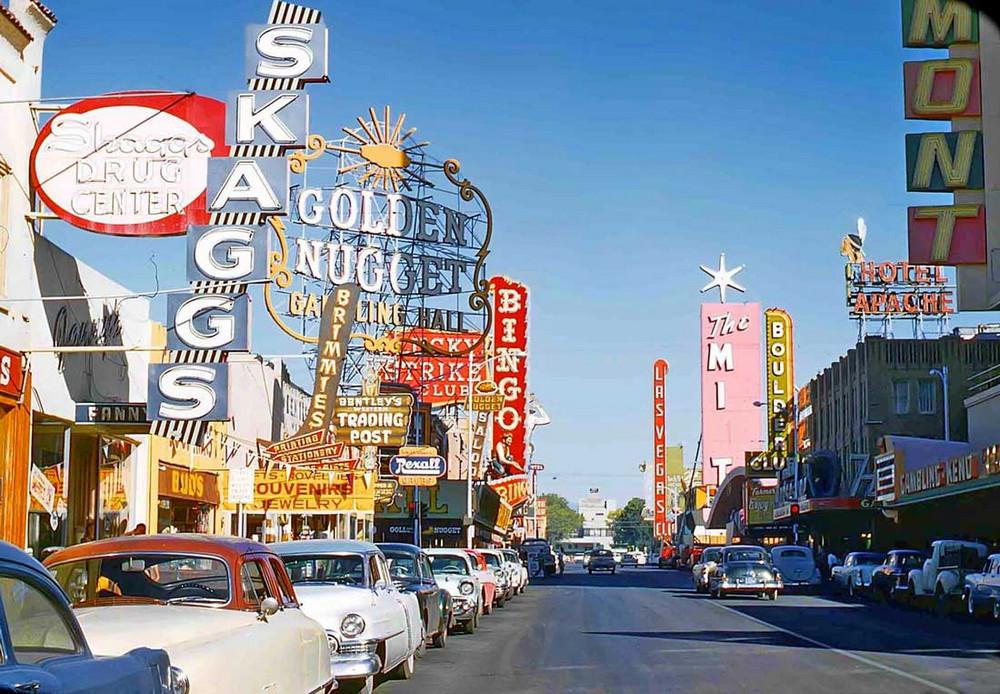 Las Vegas, 1957