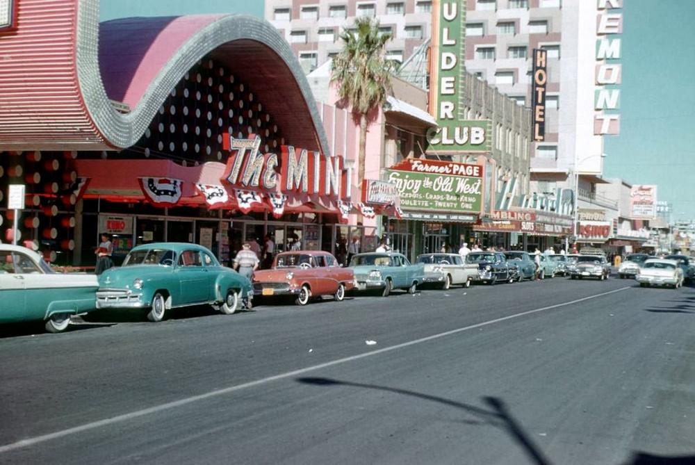 Las Vegas, 1959