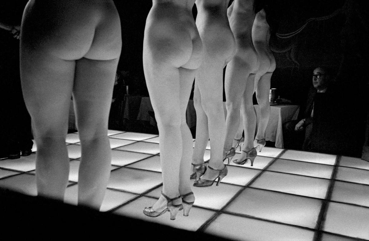 Le Sphinx dancers