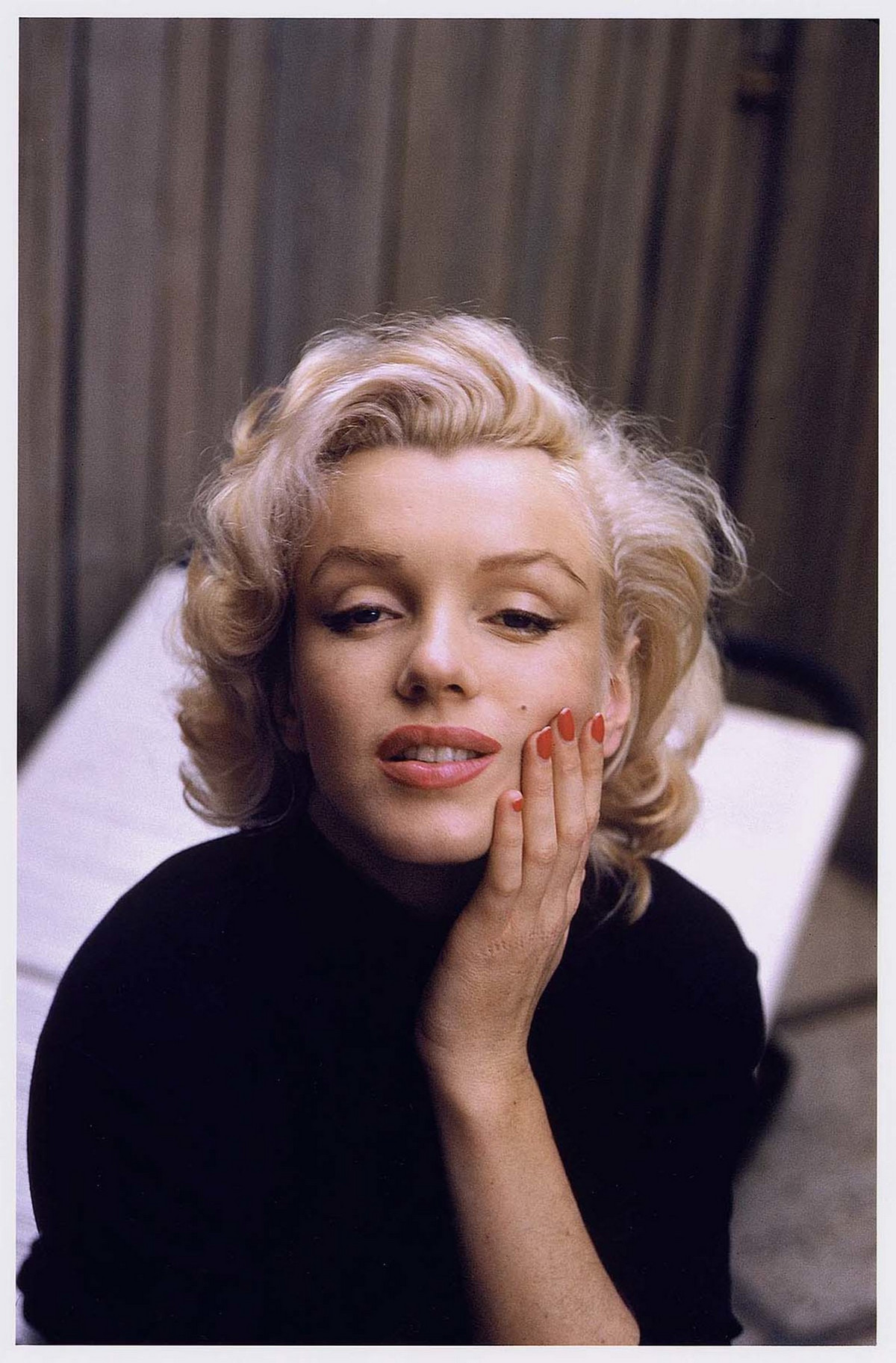 Marilyn Monroe, 1953.