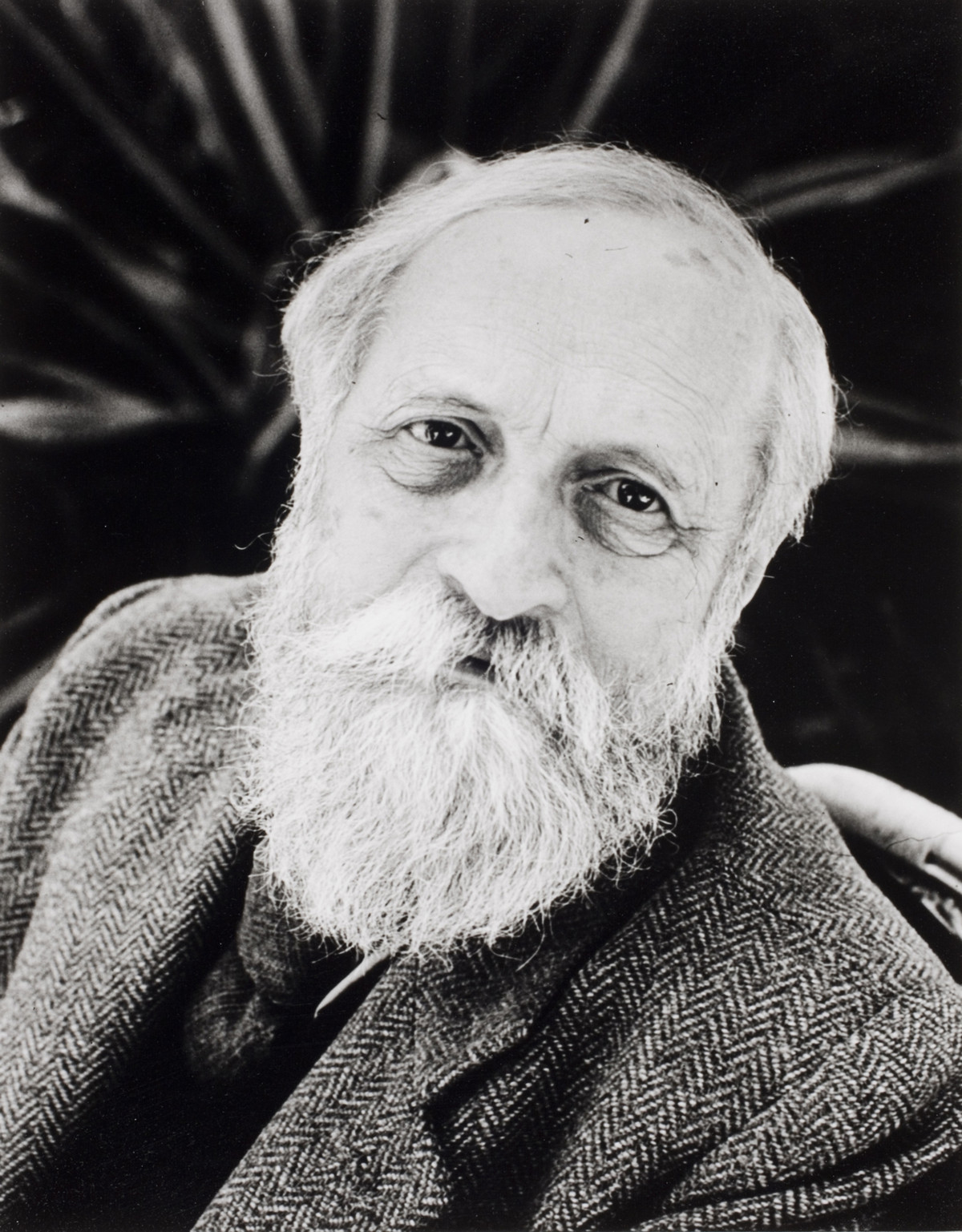 Martin Buber is a Jewish existential philosopher and theorist of Zionism. Jerusalem, Israel, 1953.