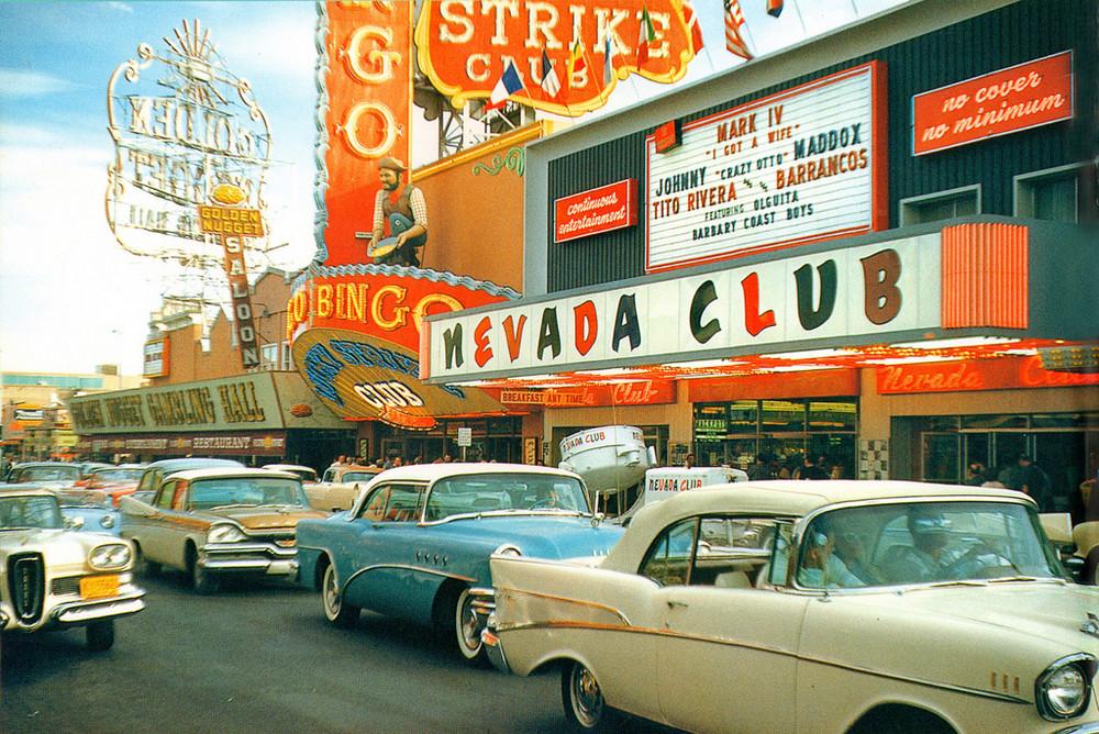 Nevada Club, 1958