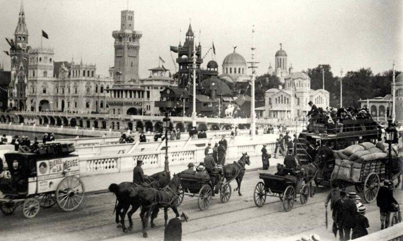 Paris pictures by Emile Zola