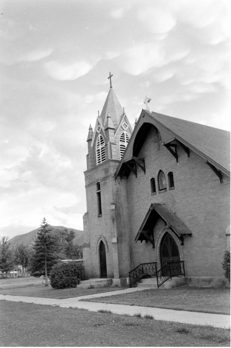 A church where the Ernest Hemingway death ceremony was held