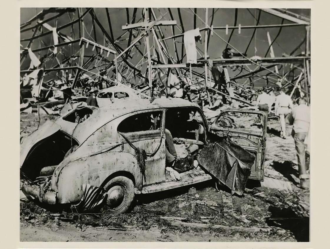 Texas City explosion, 1947