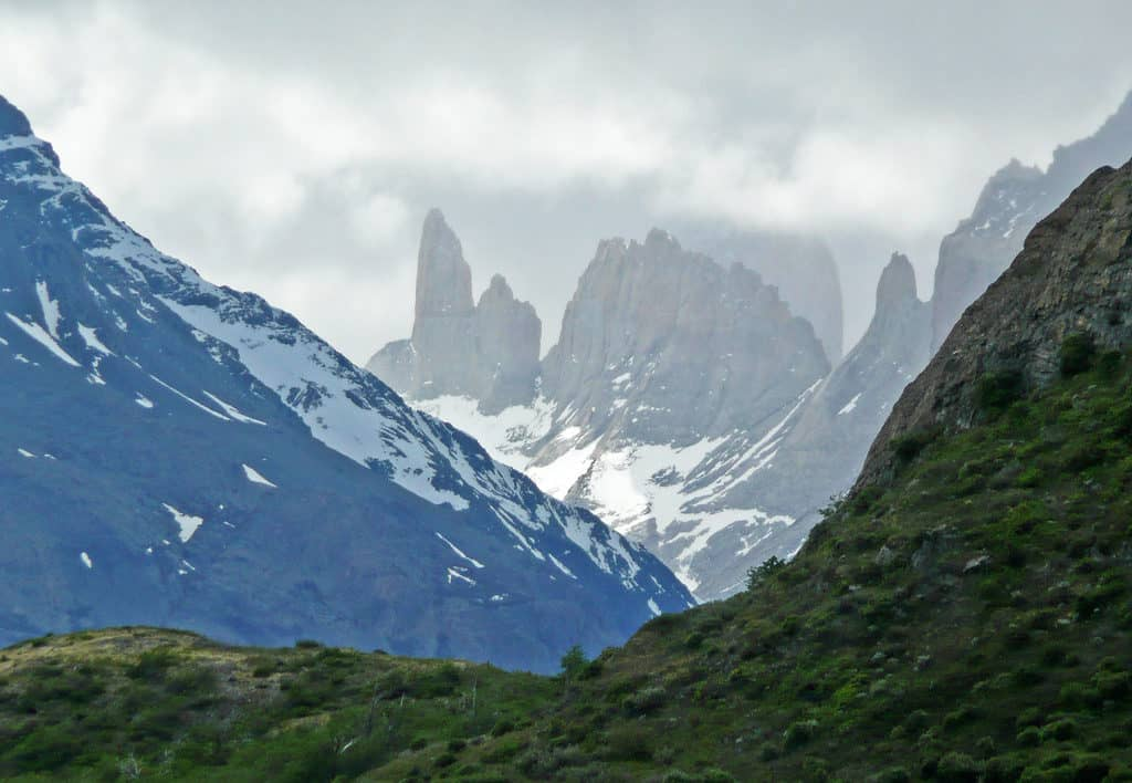 The Andes. James St. John: Flickr