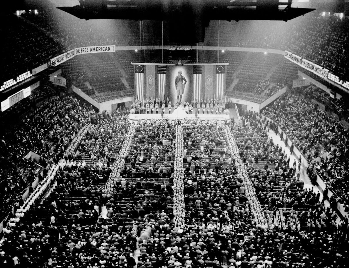 The Rally of 1939
