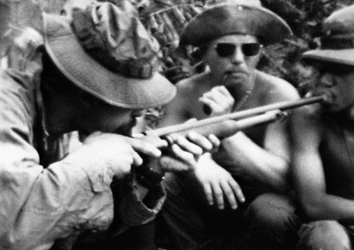 Weed shotgunning in Vietnam