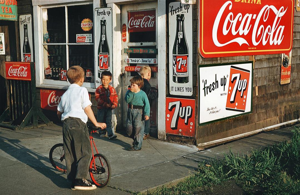 Vancouver pictures, post-war