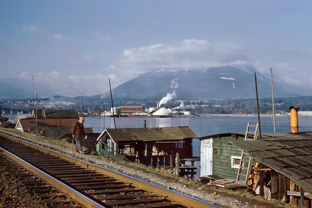 Vancouver post-war photos