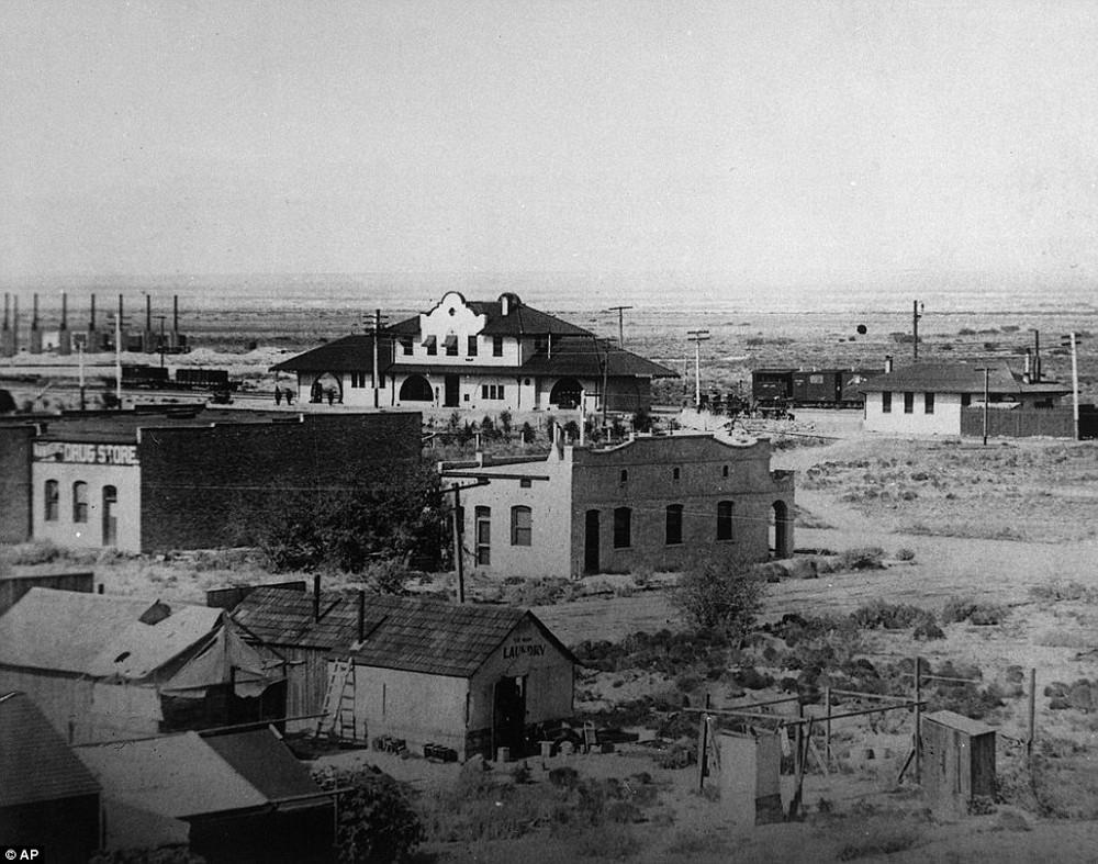 Vintage Las Vegas, 1906