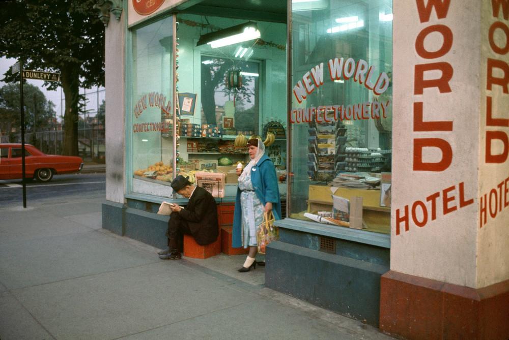 Vintage Vancouver photos