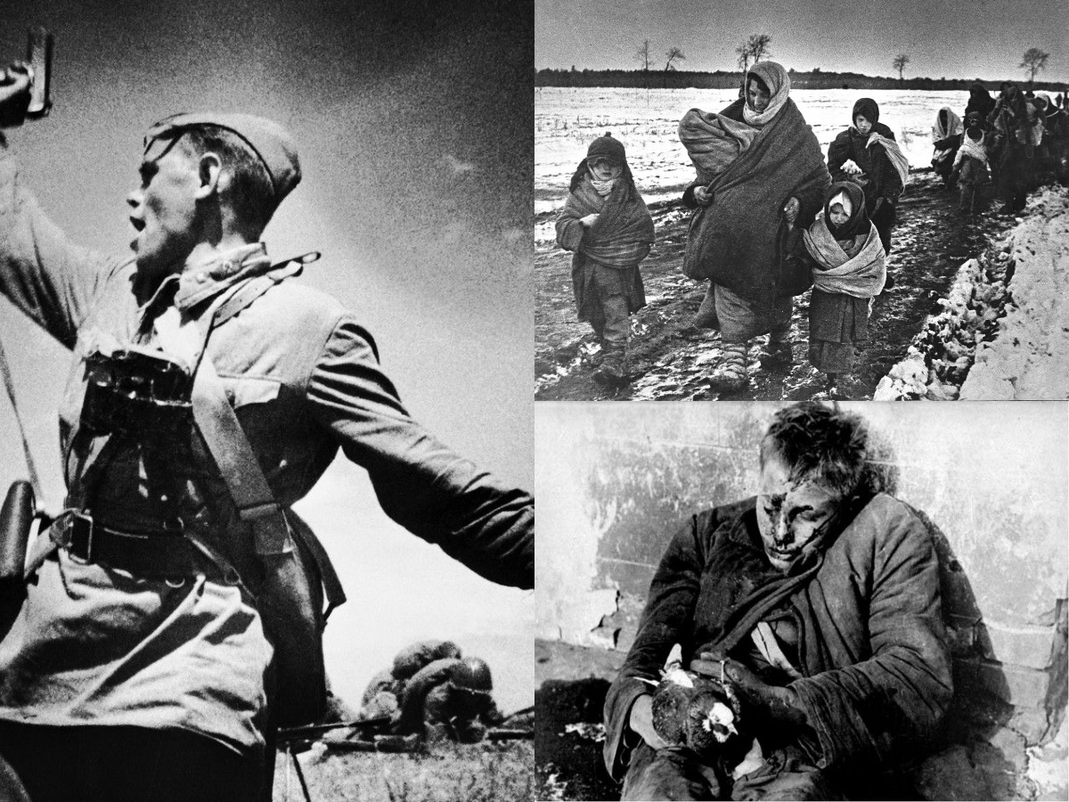 WW2 pictures by Max Alpert