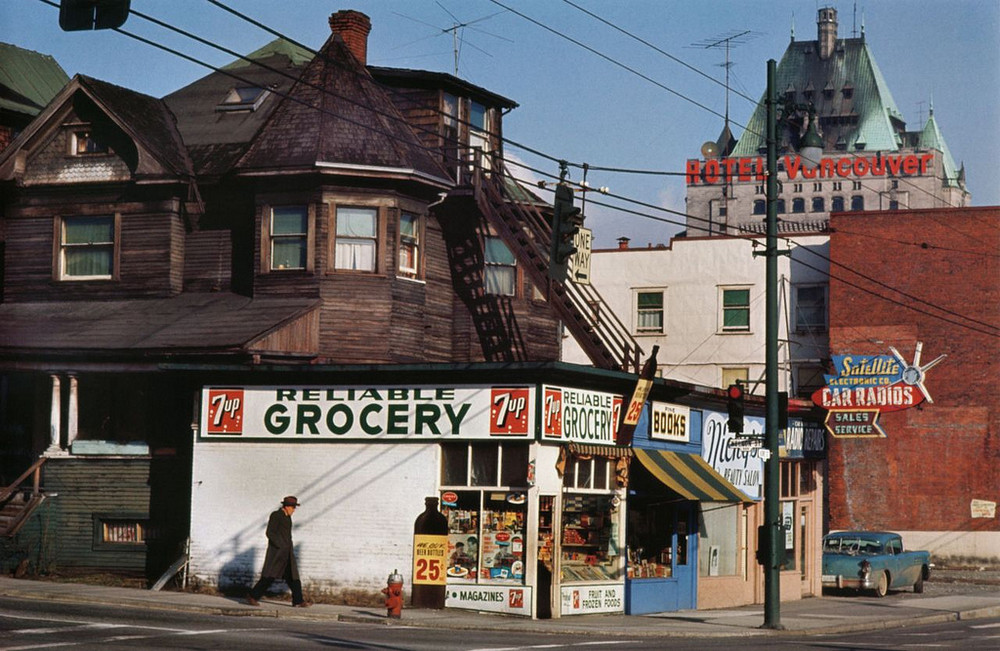 amazing vancouver pictures, 1950s