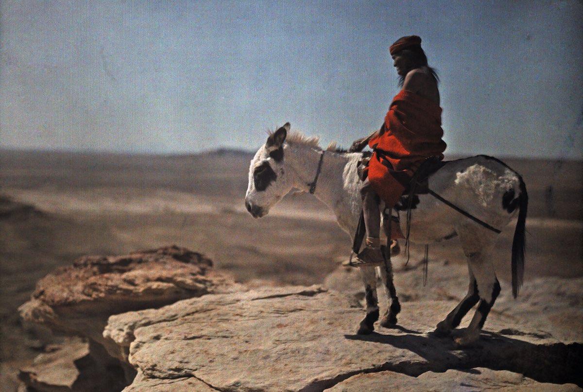 A Hopi Indian  1920s