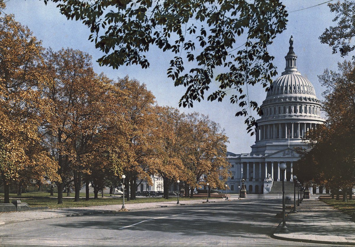 Scenic view of the Capitol. Photo by Charles Martin