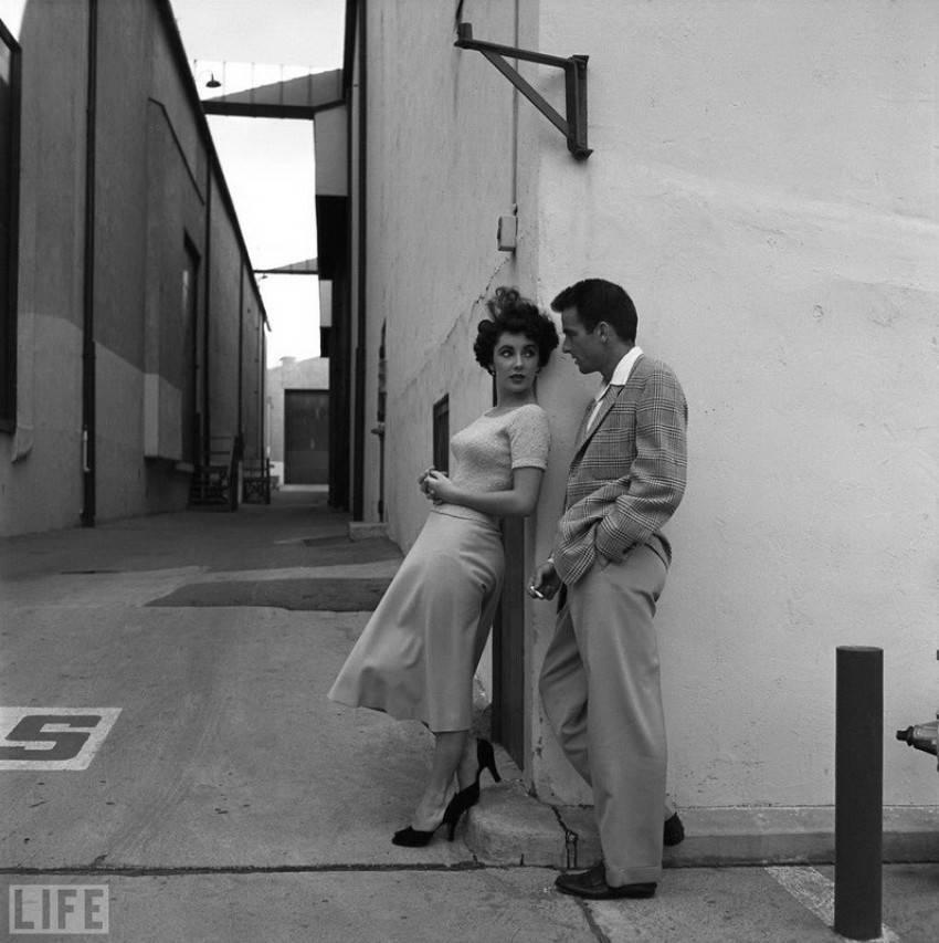 Liz and Monty