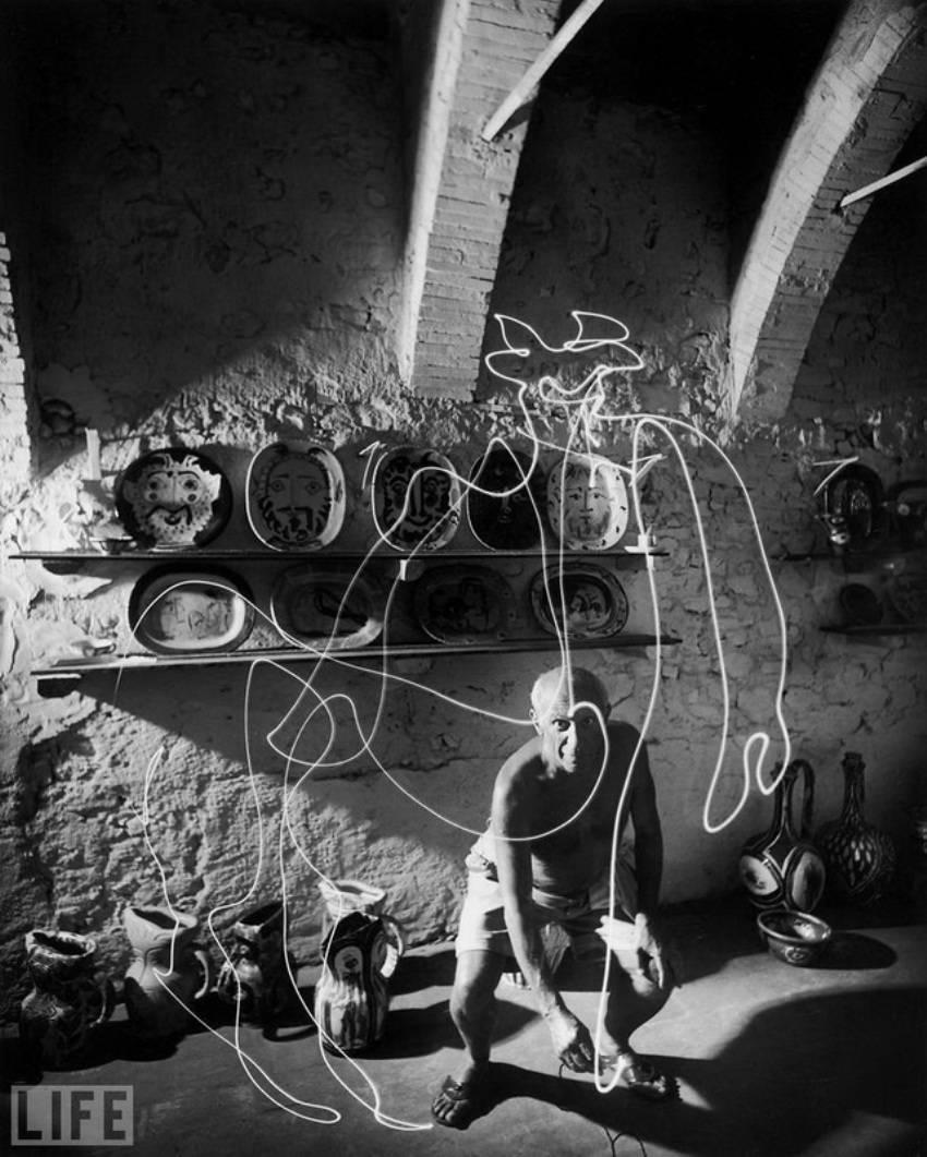 Picasso and Centaur