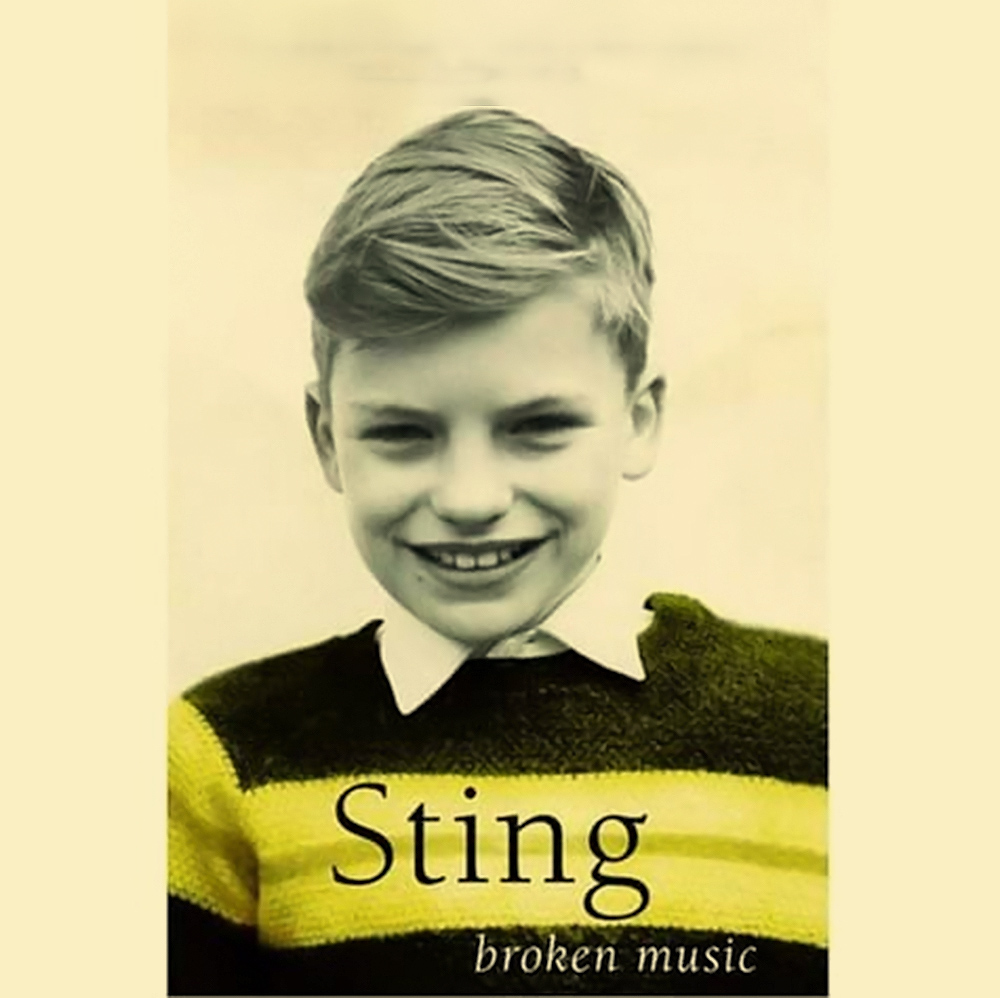 Young Sting in the very im